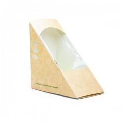 papierový sendvič box s PLA...