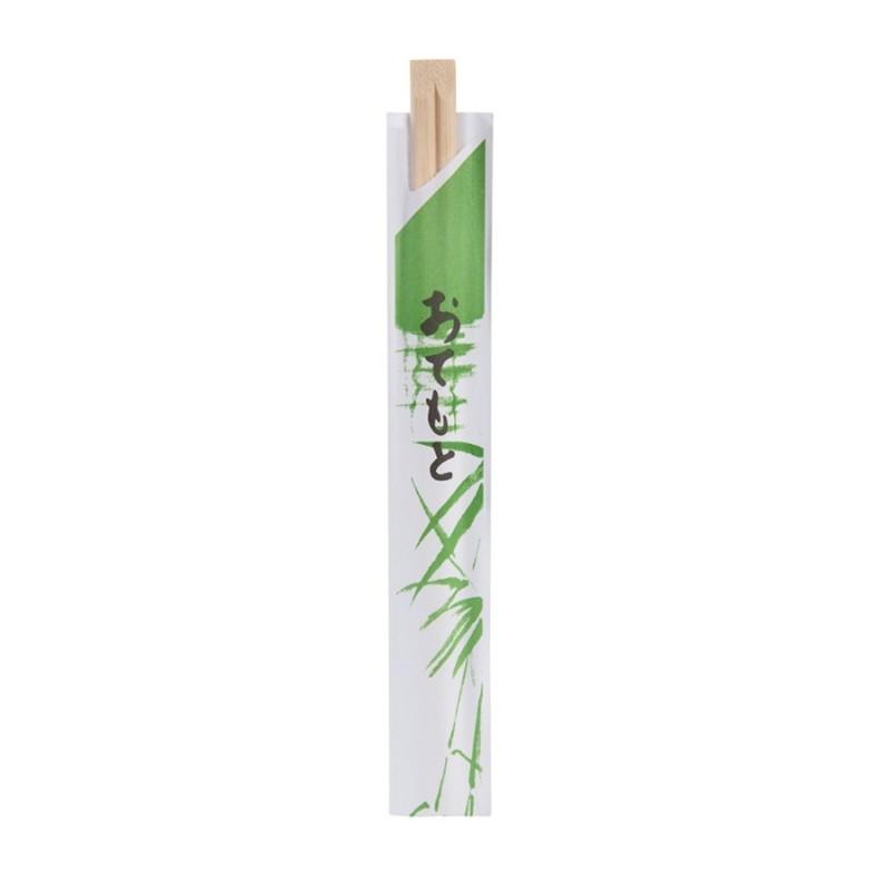 Eko bambusové paličky na čínu 20 cm, hygienicky balené,