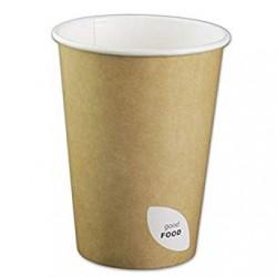 Papierový pohár s PLA na...