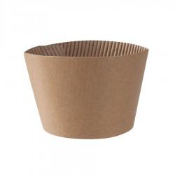 Papierový prstenec na pohár...