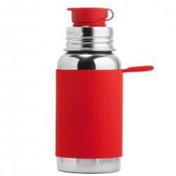 Pura® nerezová fľaša so...