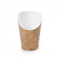 Snack papierový pohár 400ml...