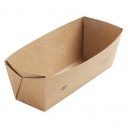 Papierový box Viking hnedý...